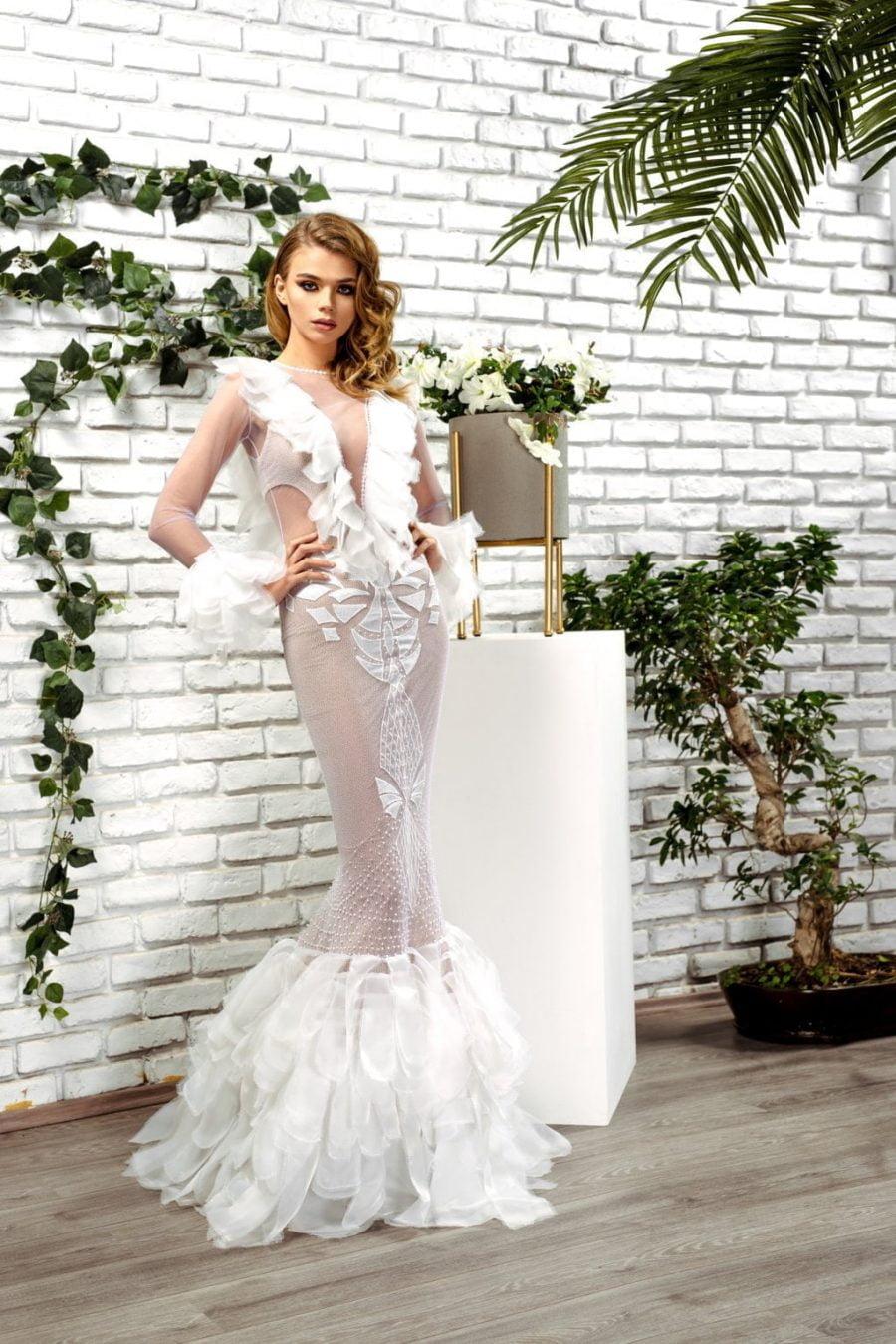 Mermaid Wedding dress Passion by D