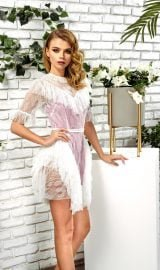 White Lace dress Passion by D