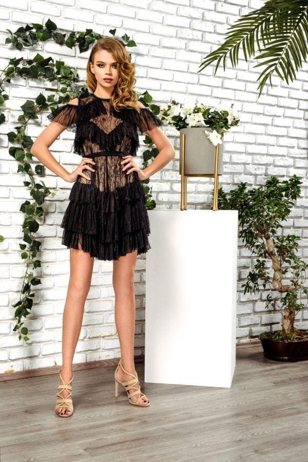little black dress lace Passion by D