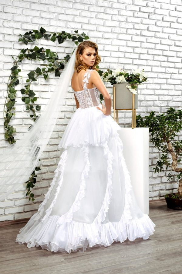 wedding dress Passion by D