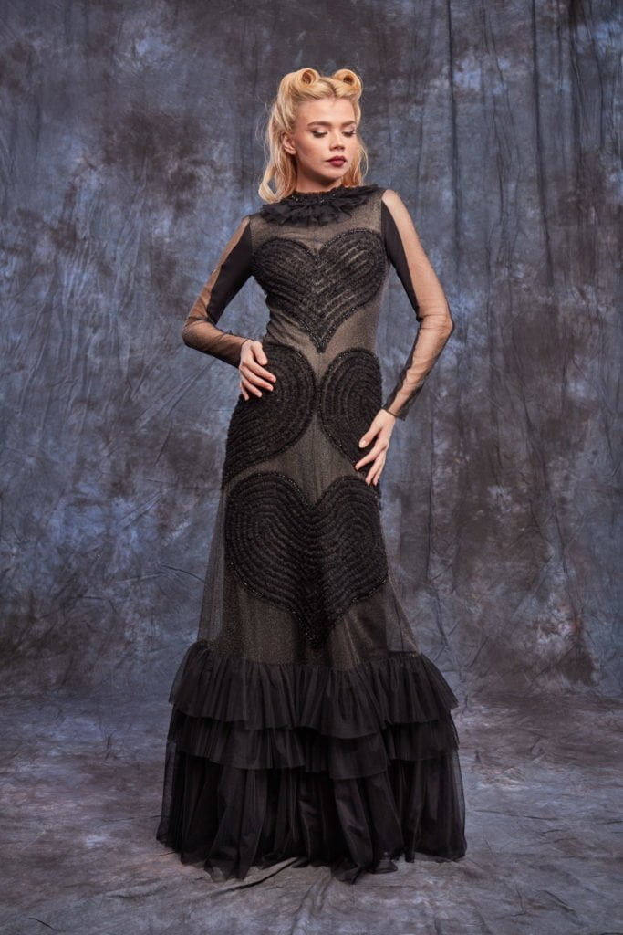 Evening Dress Passion by D