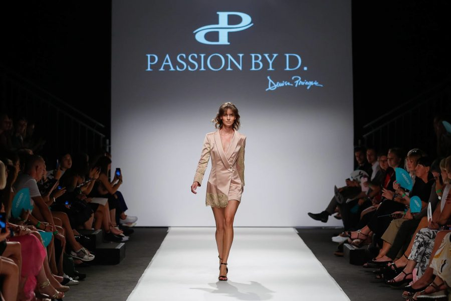 Fashion Show Vienna Fashion week 2019 - Passion by D