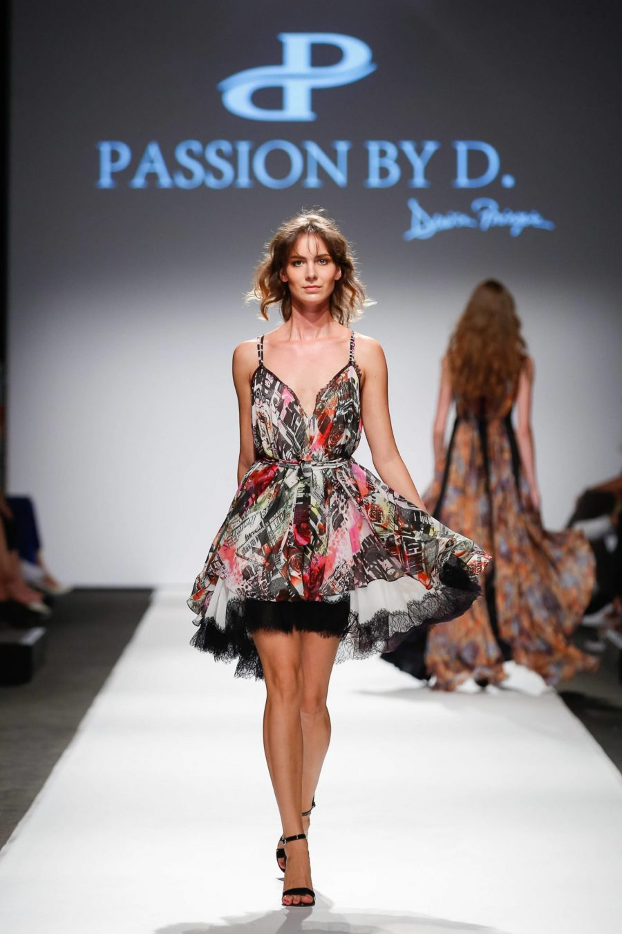 dress Fashion Show Vienna Fashion week 2019 - Passion by D