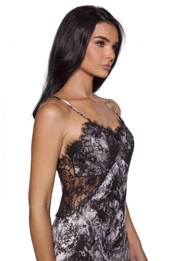 details slip dress