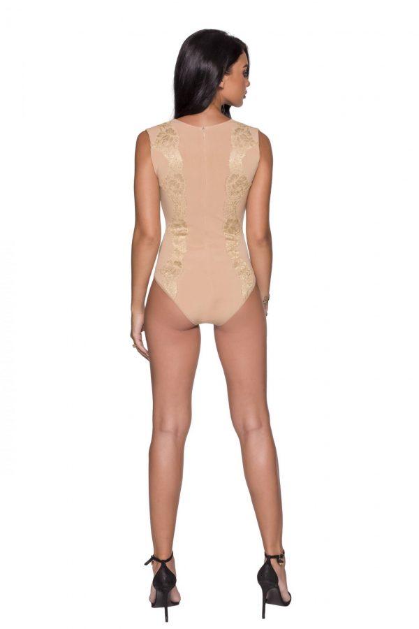 Nude Bodysuit