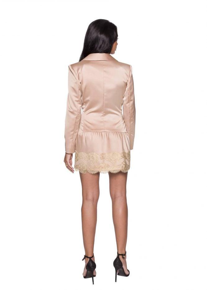 Lace Dress-jacket