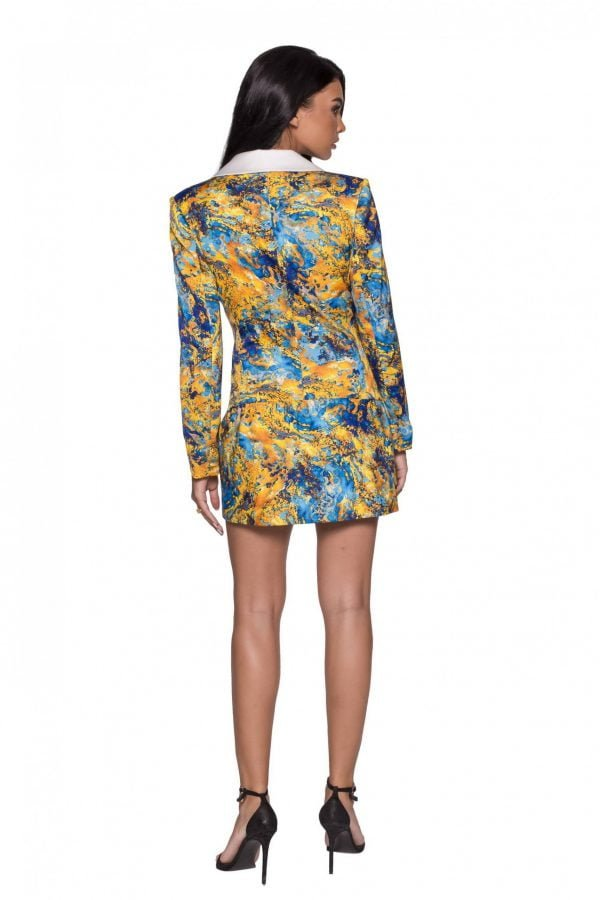 Colorful Dress-jacket