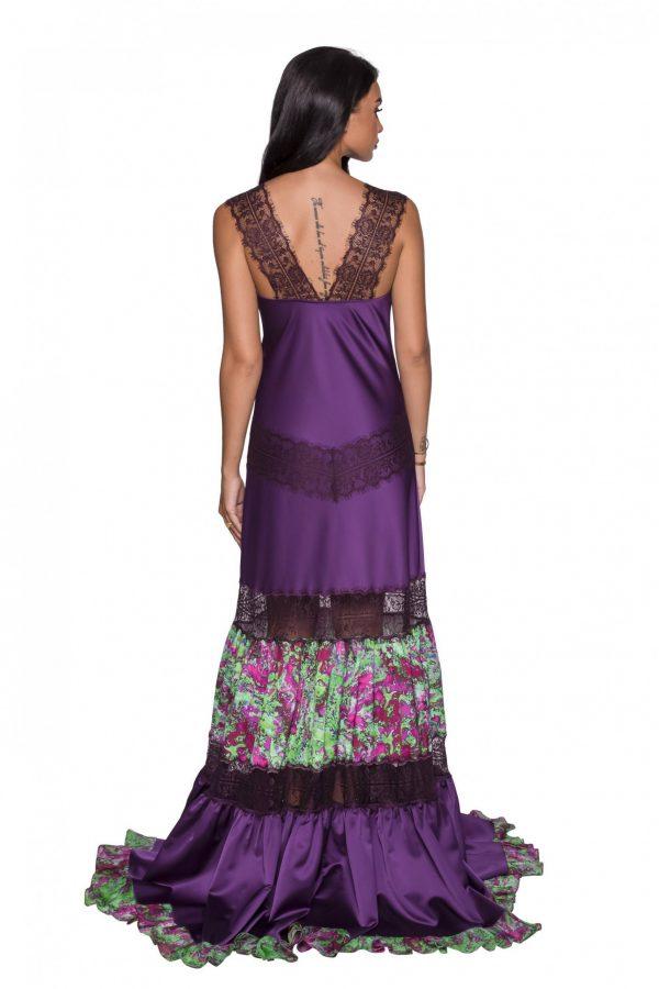 Evening Boho Dress