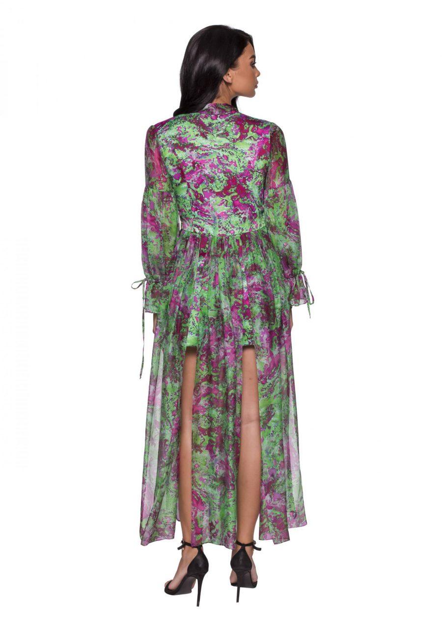 Boho Stipes Dress