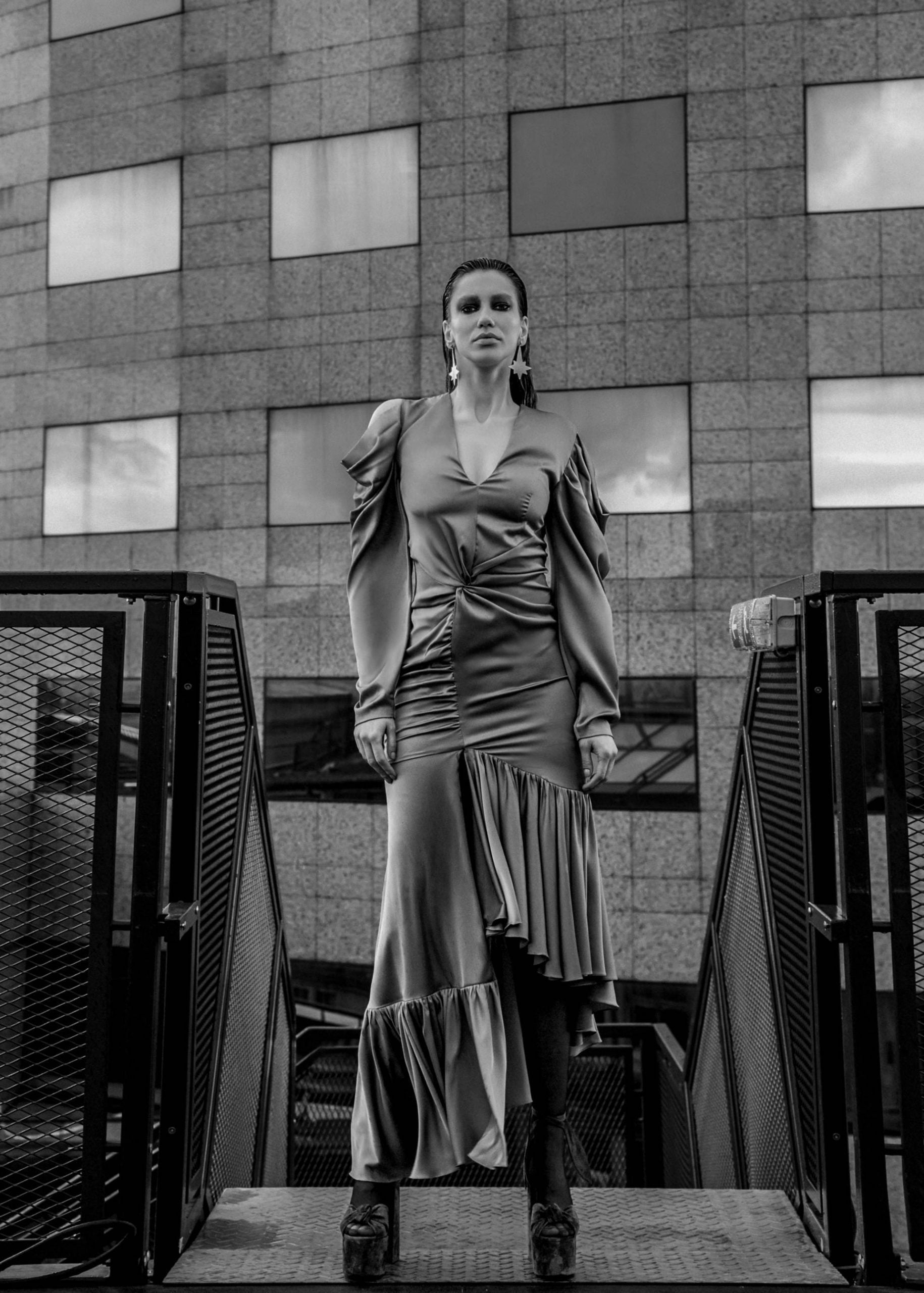 Spring - Summer evning dress Collection 2020