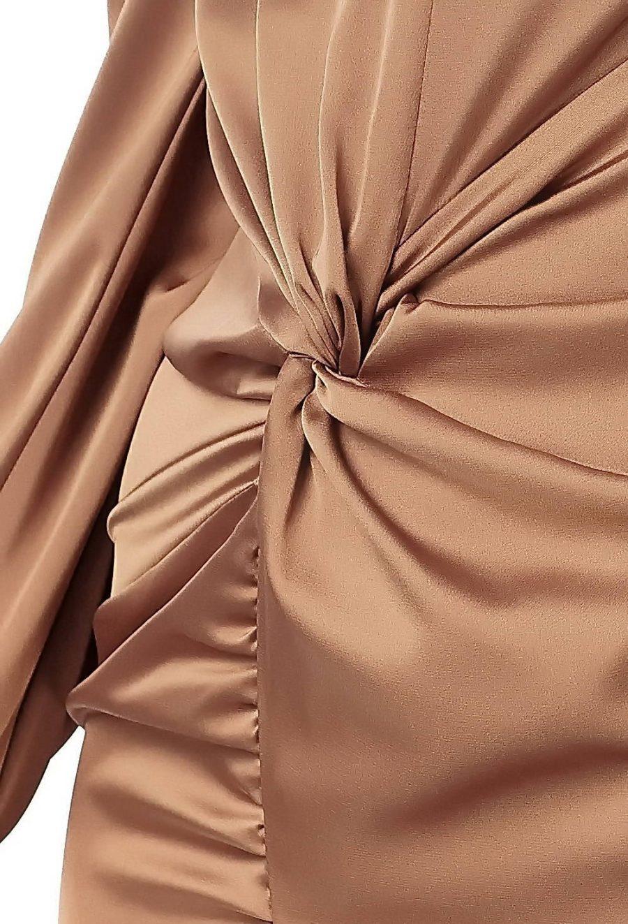 Evening Bronze Dress