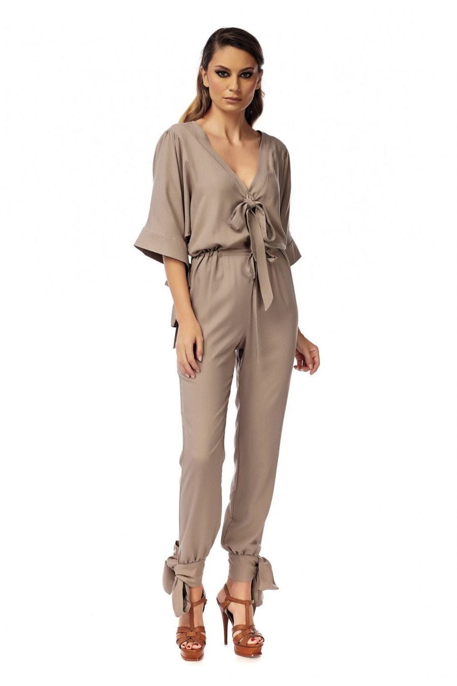 Jumpsuit with Long Pants