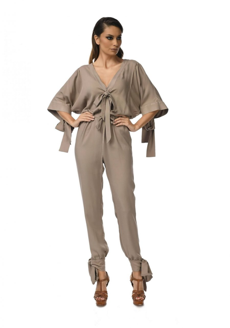 Jumpsuit with Pants